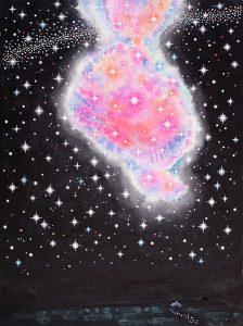 Galaxy, 17 x 23, 2013