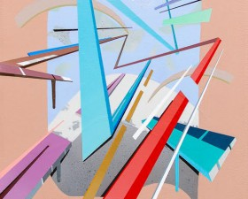 Rabbithole, Andre Kan, 16x20 $600